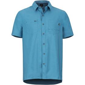 Marmot Innesdale Miehet Lyhythihainen paita , sininen